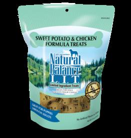 Natural Balance Pet Foods, Inc. Natural Balance Dog Treat Sweet Potato & Chicken
