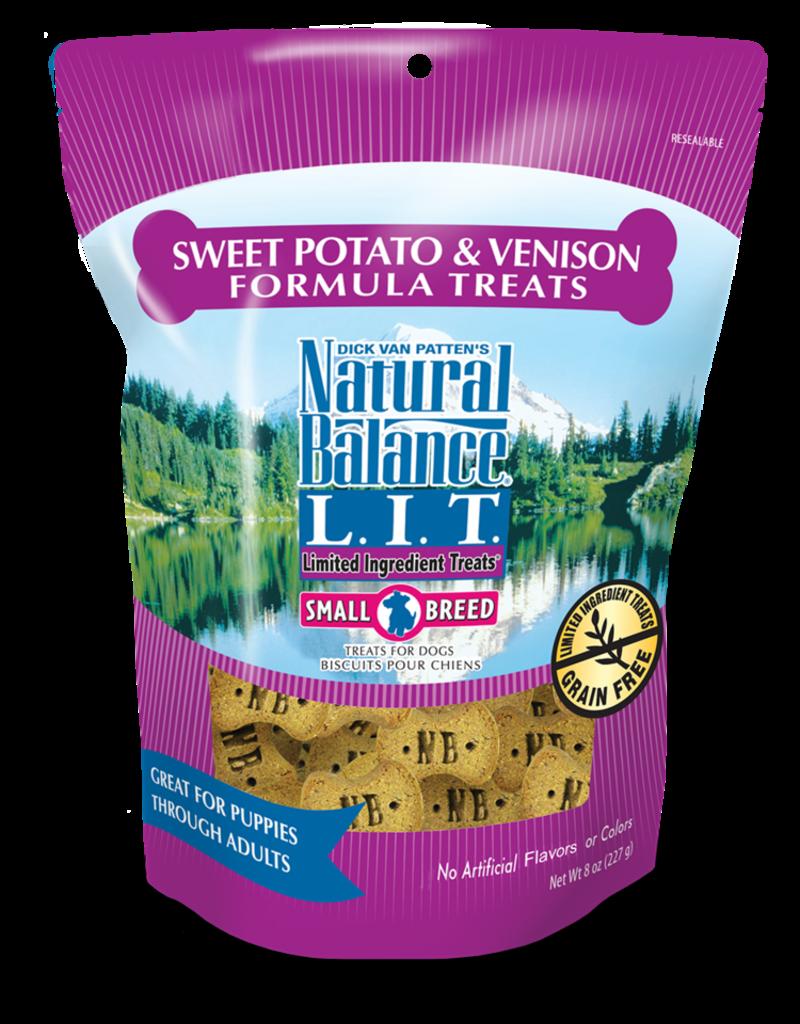 Natural Balance Pet Foods, Inc. Natural Balance Dog Treat Sweet Potato & Venison
