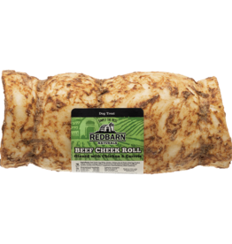 Redbarn Pet Products RedBarn Dog Chew Beef Cheek Glazed Roll
