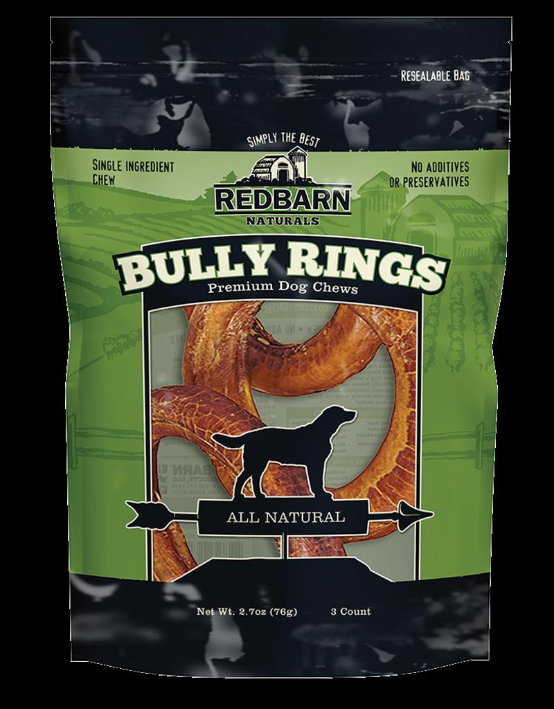 Redbarn Pet Products RedBarn Dog Chew Bully Rings