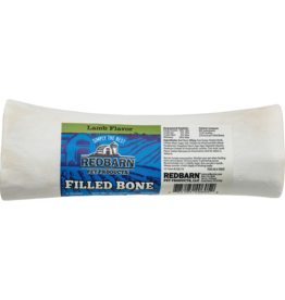 Redbarn Pet Products RedBarn Dog Chew Filled Bone Lamb Flavor Small