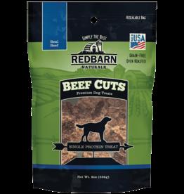 Redbarn Pet Products RedBarn Dog Treat Beef Cuts 8 oz