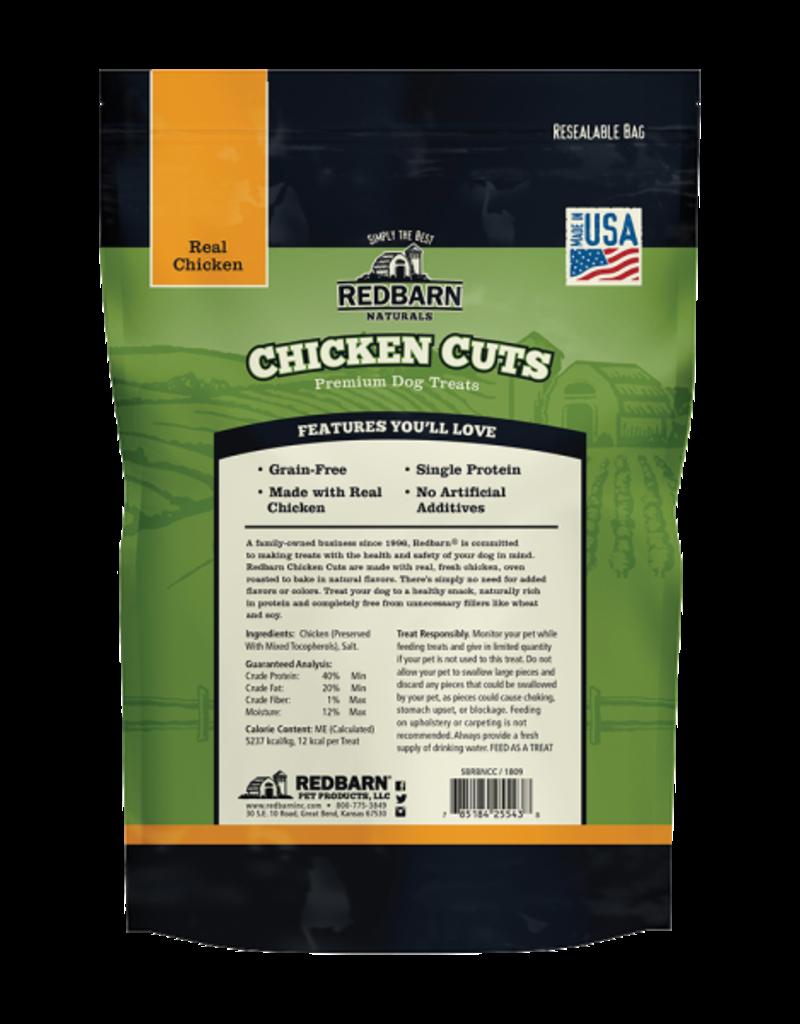 Redbarn Pet Products RedBarn Dog Treat Chicken Cuts 8 oz