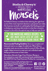 Stella & Chewys Stella & Chewy's Cat Can Marvelous Morsels Chicken 5.5 oz