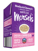 Stella & Chewys Stella & Chewy's Cat Can Marvelous Morsels Chicken and Salmon 5.5 oz