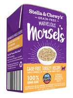 Stella & Chewys Stella & Chewy's Cat Can Marvelous Morsels Turkey 5.5 oz