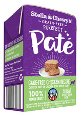 Stella & Chewys Stella & Chewy's Cat Can Purrfect Pate Chicken 5.5 oz
