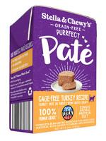 Stella & Chewys Stella & Chewy's Cat Can Purrfect Pate Turkey 5.5 oz