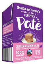 Stella & Chewys Stella & Chewy's Cat Can Purrfect Pate Chicken and Salmon 5.5 oz