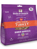 Stella & Chewys Stella & Chewy's Cat Freeze Dried Morsels Turkey
