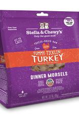 Stella & Chewys Stella & Chewy's Cat Freeze Dried Morsels Turkey