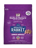 Stella & Chewys Stella & Chewy's Cat Frozen Morsels Rabbit 1.25 lbs