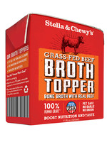 Stella & Chewys Stella & Chewy's Cat/Dog Broth Grass-Fed Beef 11 oz
