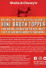 Stella & Chewys Stella & Chewy's Cat/Dog Broth Grass-Fed Beef 11 oz