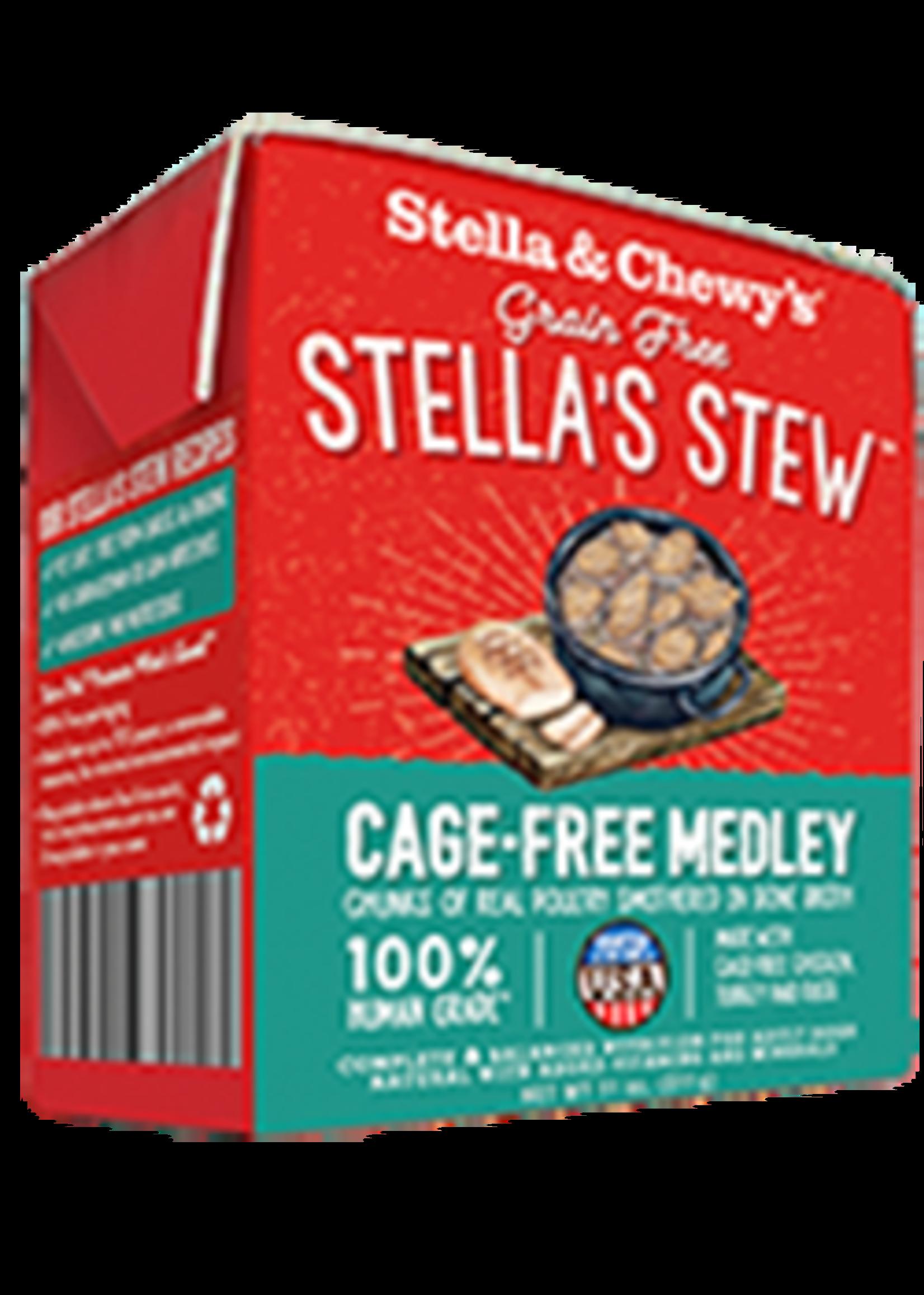 Stella & Chewys Stella & Chewy's Dog Can Stella's Stews Poultry Medley 11 oz