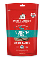 Stella & Chewys Stella & Chewy's Dog Freeze Dried Patties Surf and Turf