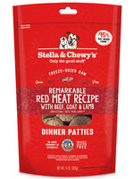 Stella & Chewys Stella & Chewy's Dog Freeze Dried Patties Red Meat