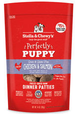 Stella & Chewys Stella & Chewy's Dog Freeze Dried Patties Puppy Chicken and Salmon