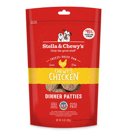 Stella & Chewys Stella & Chewy's Dog Freeze Dried Patties Chicken