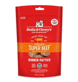 Stella & Chewys Stella & Chewy's Dog Freeze Dried Patties Beef