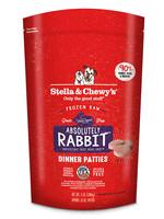 Stella & Chewys Stella & Chewy's Dog Frozen Patties Rabbit