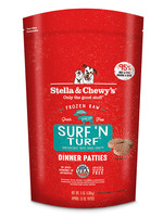 Stella & Chewys Stella & Chewy's Dog Frozen Patties Surf and Turf