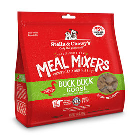 Stella & Chewys Stella & Chewy's Dog Topper Meal Mixer Duck