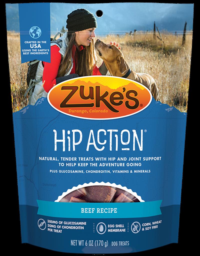 Zuke's Pet Treats Zuke's Dog Treat Hip Action Beef 1 lbs