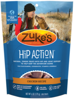 Zuke's Pet Treats Zuke's Dog Treat Hip Action Chicken 1 lbs