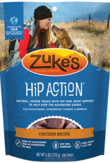 Zuke's Pet Treats Zuke's Dog Treat Hip Action Chicken 1 lbs