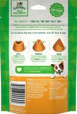 Greenies Greenies Dog Pill Pockets Chicken for Tablets 30 ct