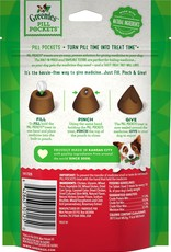 Greenies Greenies Dog Pill Pockets Hickory Smoke for Tablets 30 ct