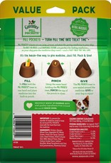 Greenies Greenies Dog Pill Pockets Hickory Smoke for Capsules