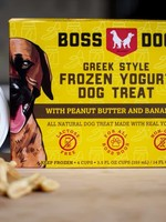 Boss Dog Boss Dog Frozen Yogurt Peanut Butter and Banana Single