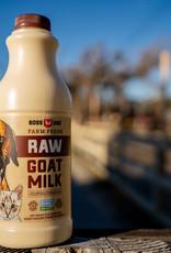 Boss Dog Boss Dog Frozen Raw Goats Milk