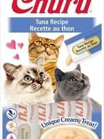 Inaba Foods USA Inaba Cat Treat Churu Puree Tuna 0.5 oz (4 pk)