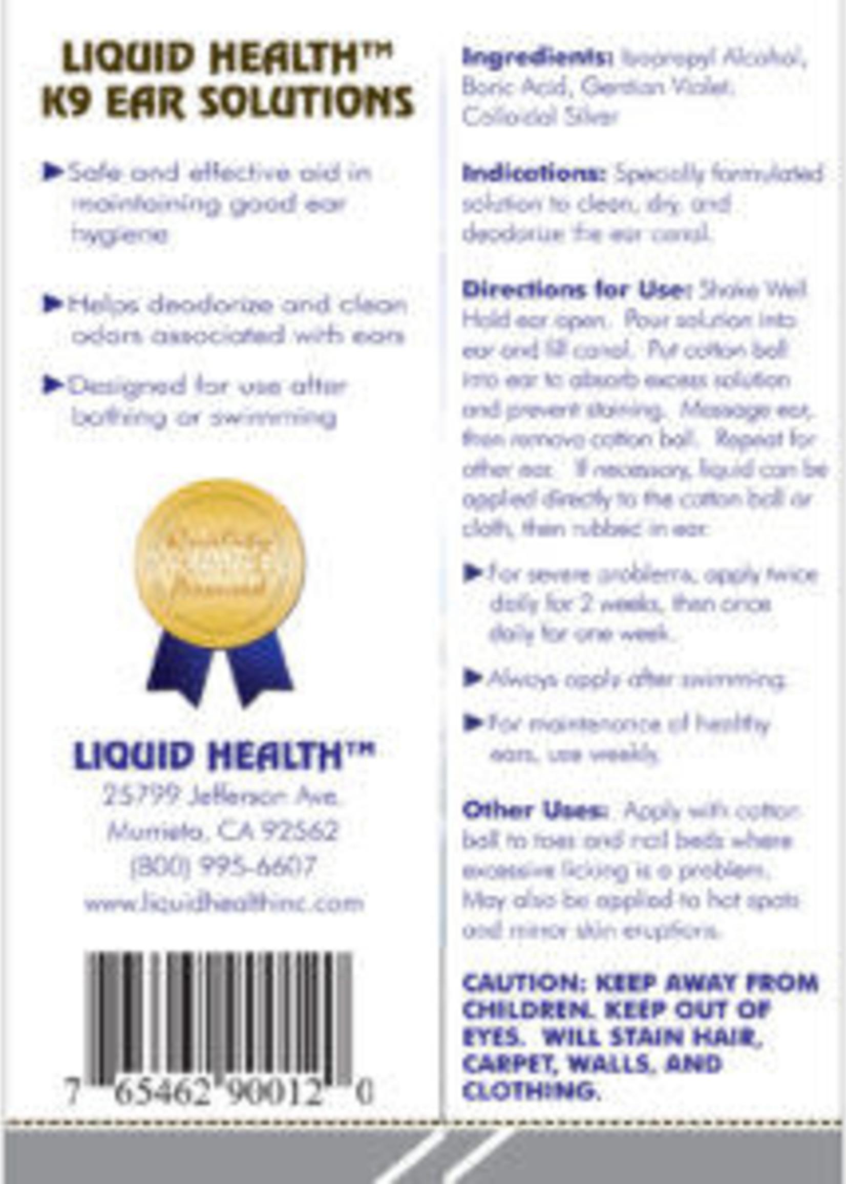 Liquid Health Liquid Health Dog Ear Solution