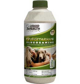 Liquid Health Liquid Health Dog Vegetarian Glucosamine 32 oz