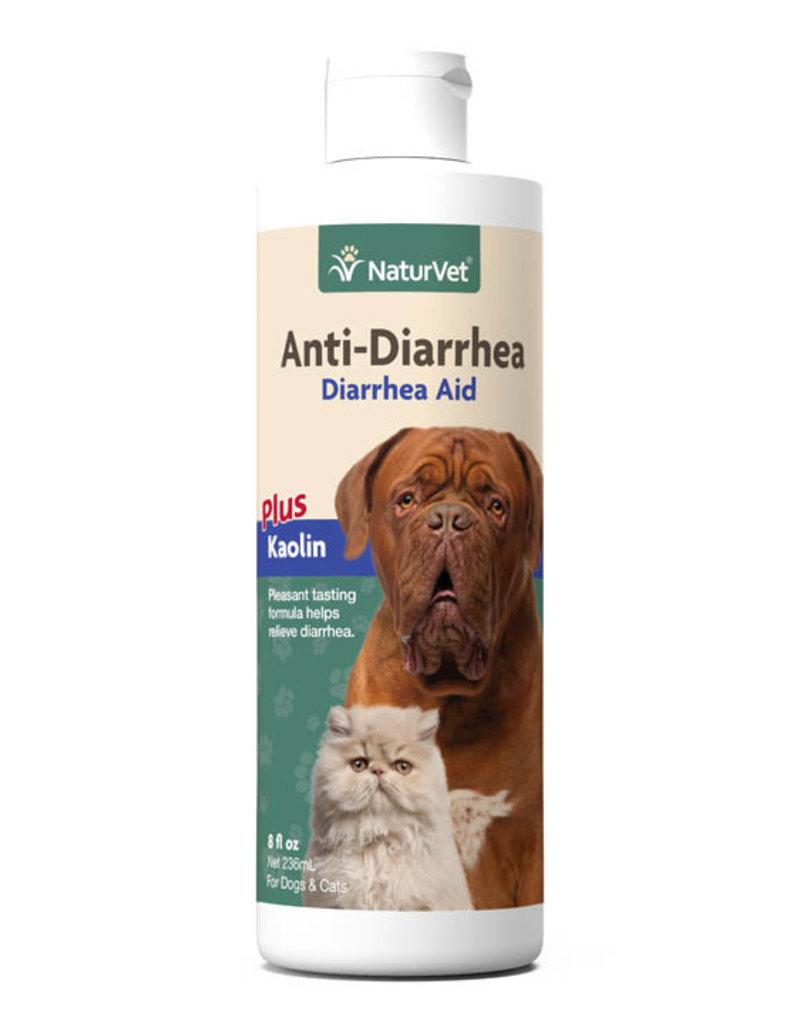 NaturVet NaturVet Cat/Dog Anti-Diarrhea Liquid 8 oz