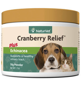 NaturVet NaturVet Dog Cranberry Relief Powder 1.7 oz
