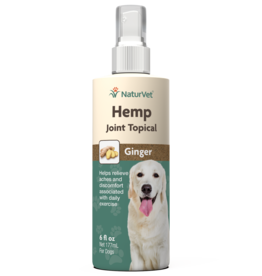 NaturVet NaturVet Dog Hemp Joint Topical Spray 6 oz