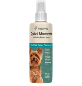 NaturVet NaturVet Dog Quiet Moments Calming Room Spray 8 oz