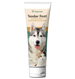 NaturVet NaturVet Dog Tender Foot Moisturizing Cream 5 oz