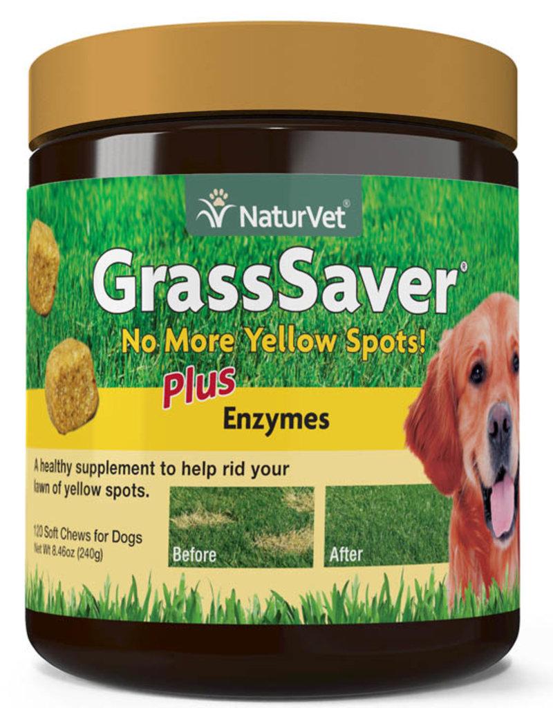 NaturVet NaturVet Dog GrassSaver Soft Chew