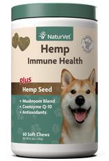 NaturVet NaturVet Dog Hemp Immune Health Soft Chew