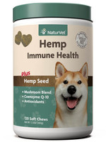 NaturVet NaturVet Dog Hemp Immune Health Soft Chew