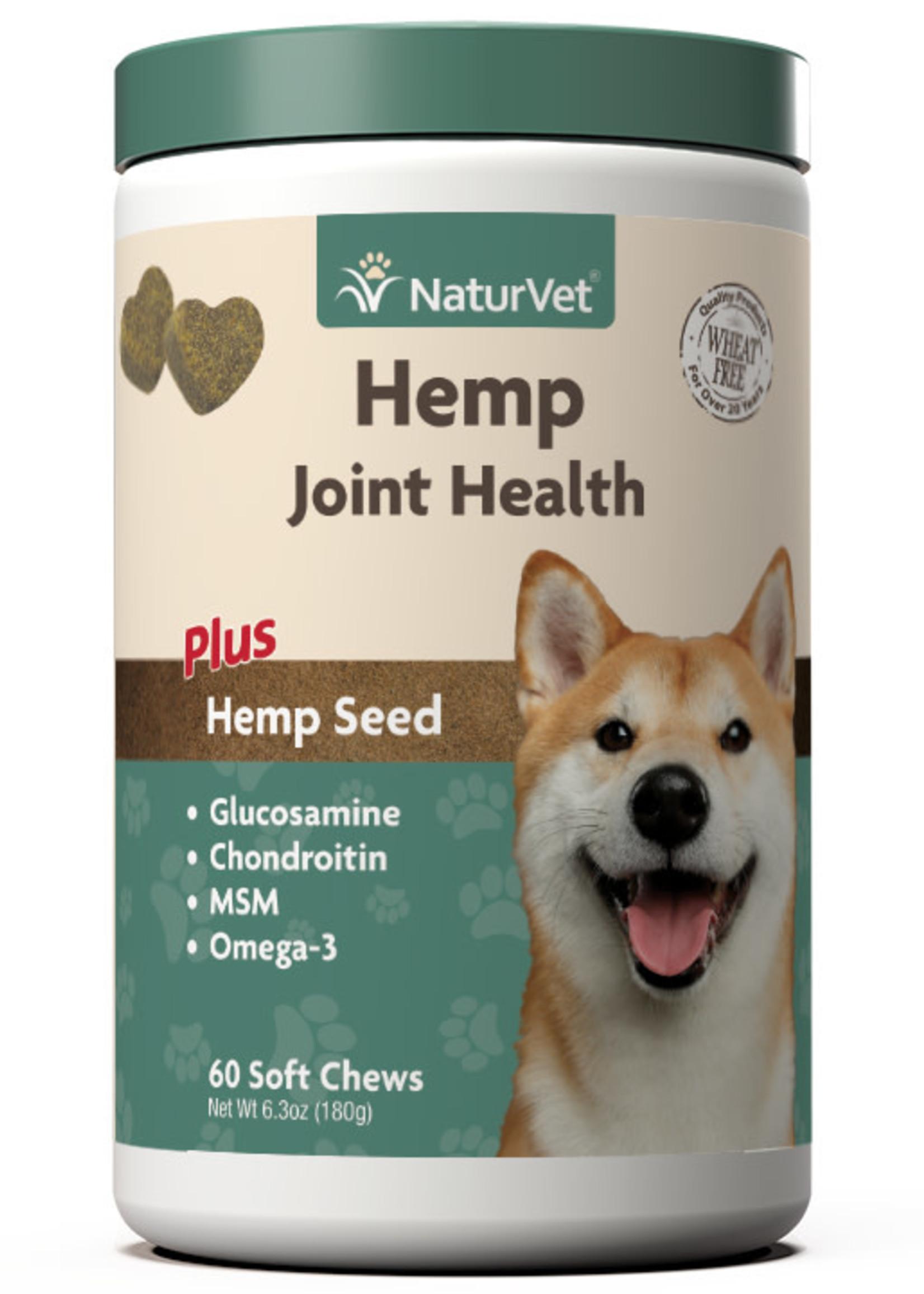 NaturVet NaturVet Dog Hemp Joint Health Soft Chew