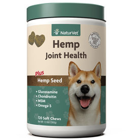 NaturVet NaturVet Dog Hemp Joint Health Soft Chew