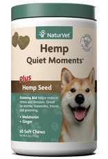 NaturVet NaturVet Dog Hemp Quiet Moments Soft Chew