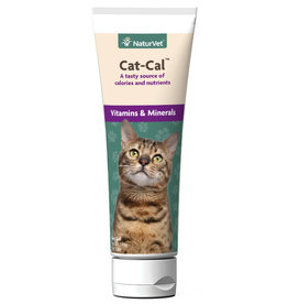 NaturVet NaturVet Cat Cat-Cal Nutritional Gel 5 oz